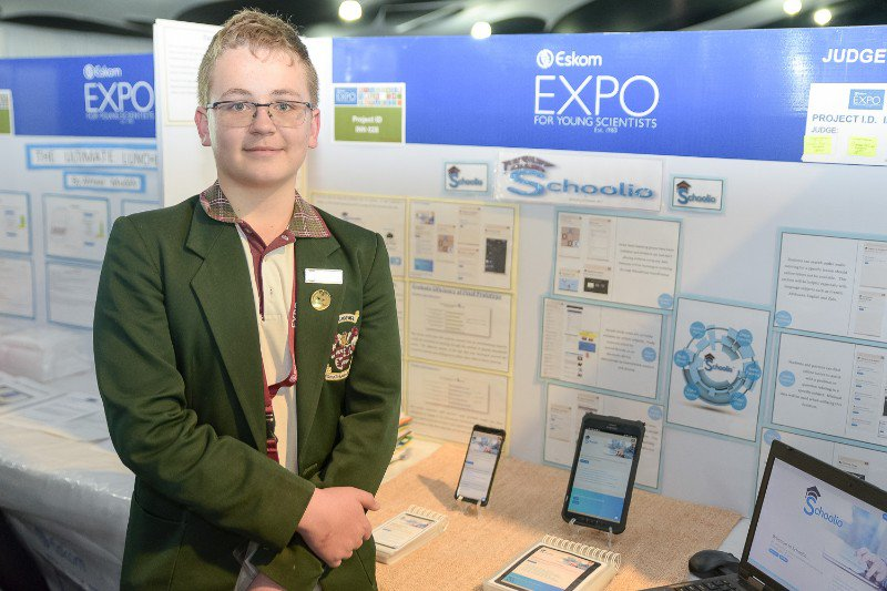 Eskom Expo ISF 2018 winners announcement: Young scientists
