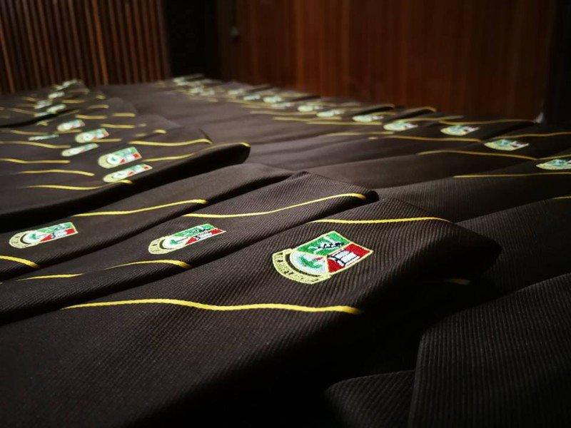 Alexander Road High School Tie Ceremony (News: 16 Jan 2019)