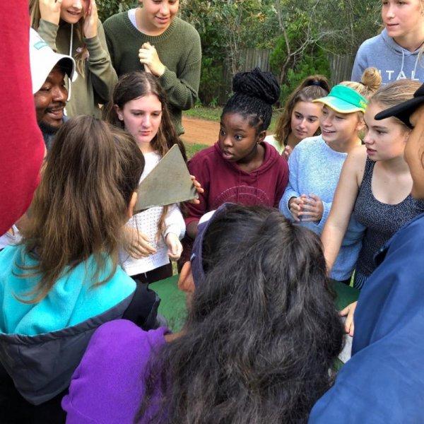Grade 10 camp - Amazing Race (News: 11 Apr 2019)